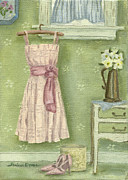 High Fashion Originals - Little Pink Dress by Shalece Elynne