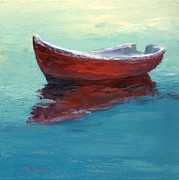 Sheila Psaledas - Little Red Skiff
