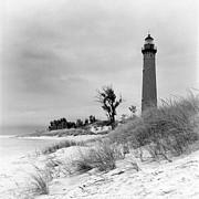 Jeff Burton - Little Sable Point Lighthouse