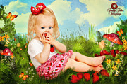 Fairy Tales Imagery Inc - Little Strawberry Girl