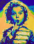 Little Technicolor Soldier Print by Devan Gregori