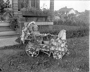 Peddle Car Photos - Little Tites Buggy by William Haggart