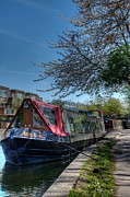 Uk Photos - Little Venice London England by A Souppes