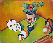 Macke - Little Walters Toys by August Macke