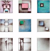 Littles 8 Print by James Lanigan Thompson   MFA