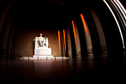 Lincoln Photos - Live by the Light by Mitch Cat