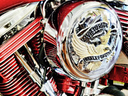 Harley Davidson Photos - Live to Ride  by Saija  Lehtonen