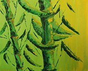 Timothy Michaels Flores - Lively Lime Bamboo