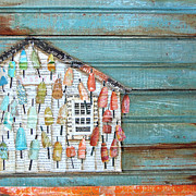 Shack Mixed Media - Lively Lives by Danny Phillips