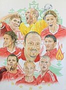 Liverpool Originals - Liverpool FC by Stephen Rea