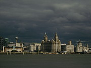 Liverpool Originals - Liverpool Skyline by John Pimlott