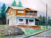 Mental Paintings - Living with Peace and Tranquility by Shubhankar Adhikari