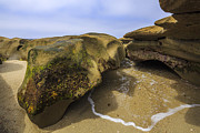 Surf Photos - Lizard Rock at rest by Scott Campbell