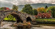 Adrian Evans - Llanrwst Cottage