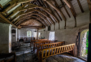 Adrian Evans - Llewelyns Church