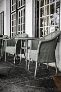 Furnishing Photo Originals - Lloyd Loom Chairs by Chris Smith
