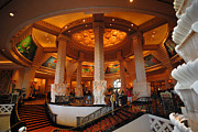 Exclusive Prints - Lobby of Royal Towers Atlantis Resort Print by Amy Cicconi