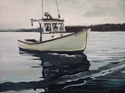 Kat Logan - Lobster Boat Friendship...