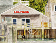 Carol Flagg - Lobster Shack