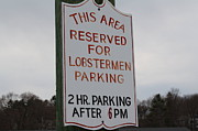 Terry Decker - Lobstermen Parking