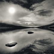 Loch Etive Print by David Bowman