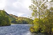 Jane McIlroy - Loch Katrine in the Trossachs - Scotland