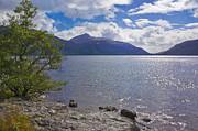 Jane McIlroy - Loch Lomond - Trossachs - Scotland