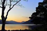 Loch Lomond Sunset Print by The Creative Minds Art and Photography