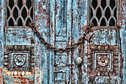 New Orleans Cemeteries Digital Art - Locked and Chained by Kathleen K Parker