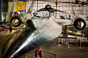 Factory Photos - Lockheed M-21 Blackbird by David Patterson