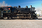 Boiler Photos - Locomotive Engine 29 by Douglas Barnett