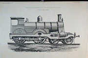 William Goldsmith - Locomotive Sir George