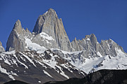 Fitz Art - Lofty Mount Fitz Roy by Michele Burgess