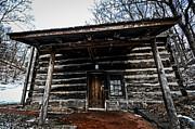 Jim Wilcox - Log Cabin