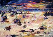 Ginette Callaway - Loggerhead Beach Sunset