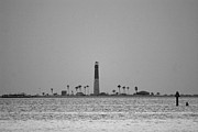Dry Tortugas Framed Prints - Loggerhead Key Lighthouse Framed Print by Bob Richter