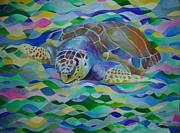 Tracey Harrington-Simpson - Loggerhead Turtle