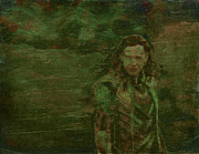 Film Mixed Media - Loki by Alys Caviness-Gober