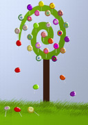 All - Lolly Pop Tree by Andee Photography