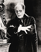 Horror Digital Art - Lon Chaney Sr by Studio Art