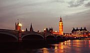 Philip Guiver - London at Dusk