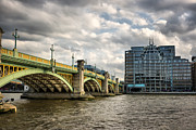 Famous Bridge Originals - London Bridge by Pier Giorgio Mariani