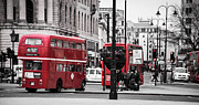Keith Thorburn - London Bus