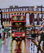 Paul Mitchell - London Bus Rain