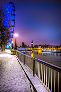 Olavs Silis - London in the Snow