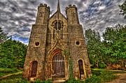 Abney Park Prints - London LXXIII Print by Oliver Kluwe
