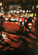 Paul Mitchell - London Neon Streets 1