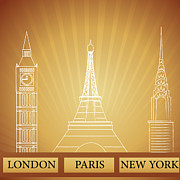 Anne Marie Baugh - London Paris New York
