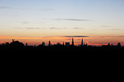 Graeme Voigt - London Skyline Sunrise