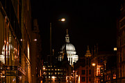 Anastasia E - London St. Paul at night